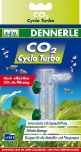 DENNERLE Cyclo-Turbo -  dyfuzor CO2