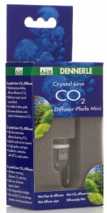 DENNERLE szklany dyfuzor CO2 pipe