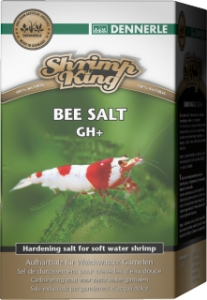Minerały  SHRIMP KING BEE SALT GH+